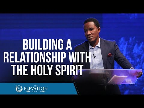 Building a relationship with the Holy Spirit  Godman Akinlabi