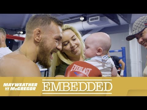 Mayweather vs McGregor Embedded: Vlog Series - Episode 2
