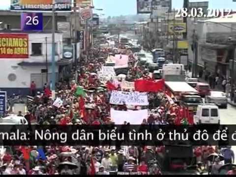 VOA60 Thế Giới 28/03/2012