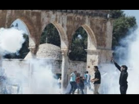 Prophecy Alert: Riots On Temple Mount (Explosive Device Hit Police)