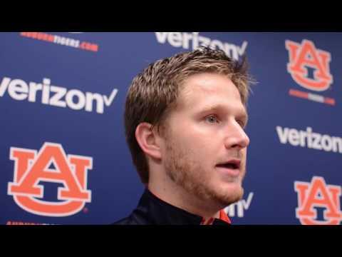 Sean White Postgame Interview | Auburn vs. Arkansas St. 2016
