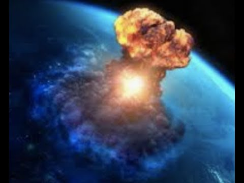 Breaking Giant Space Meteor Explodes Over Earth 10 Times Bigger Than Hiroshima