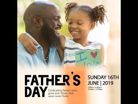 Father's Day  Pst. Dayo Ogunrombi  Sun 16th Jun, 2019   3rd Service