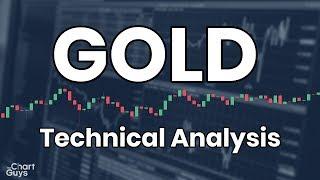 GOLD Technical Analysis Chart 07/15/2019 by ChartGuys.com