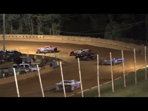 Modified Street at Winder Barrow Speedway September 25th 2021 - dirt track racing video image