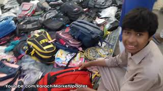 CHOR BAZAAR Part 2 | USED & NEW STUFFS in Sunday Market | KARACHI ITWAAR BAZAR