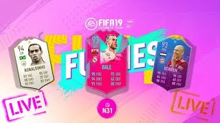 FUT CHAMPIONS WEEKEND LEAGUE #107 FIFA 19 LIVE 🔴