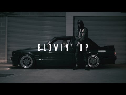 Manu Crook$ feat. Miracle - Blowin' Up (Official Music Video)