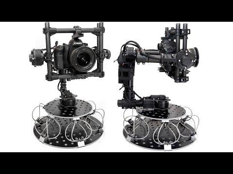 Cinema Vibration Isolator - Gimbal Dampener for Movi or Ronin - rctestflight