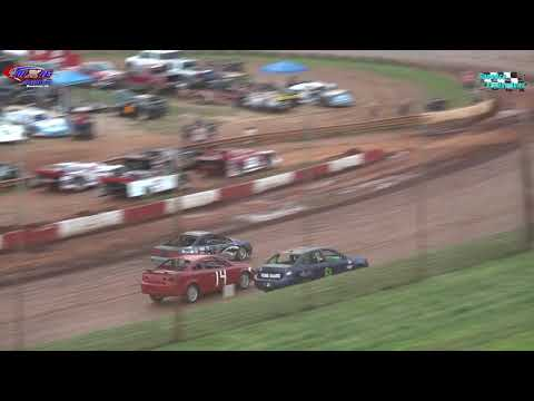 The Street Stinger make up feature from 07/10/2021 that was raced on 07/24/2021 at Dixie Speedway - dirt track racing video image