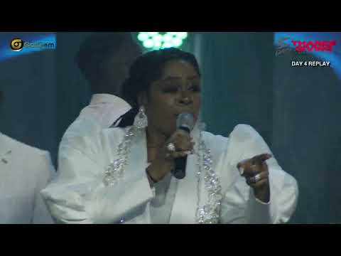 REPLAY: 5 DAYS OF UNENDING THANKSGIVING WITH SINACH - DAY 4