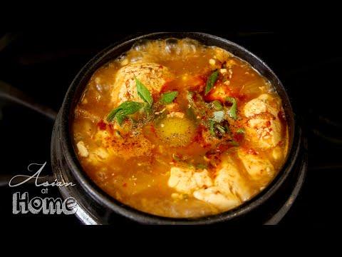 Silken Tofu Soup (Soondubu Jjigae) - UCIvA9ZGeoR6CH2e0DZtvxzw