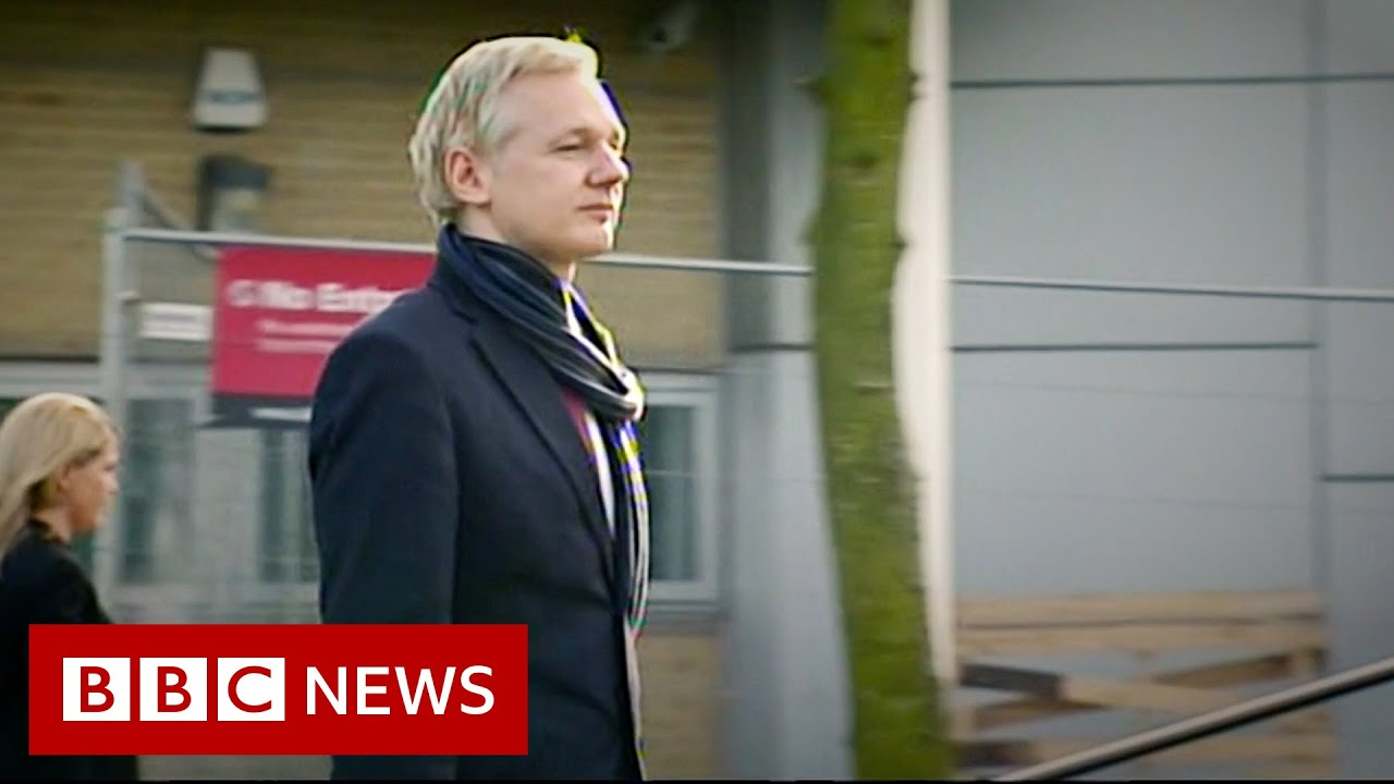 Who is Julian Assange and why does the US want to extradite him? – BBC News