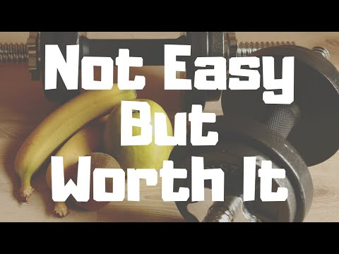 It WON'T Be Easy, But It WILL Be Worth It!  OIL & SPICES ~ EP  38