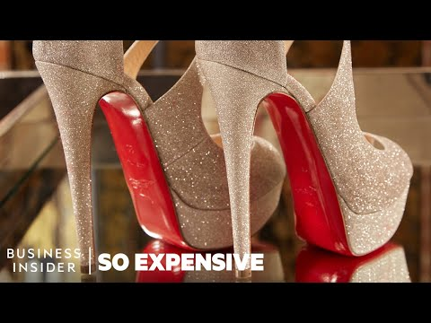 Why Louboutin Shoes Are So Expensive | So Expensive - UCcyq283he07B7_KUX07mmtA