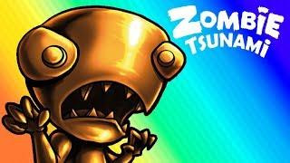 ZOMBIE TSUNAMI - Brain Rain - Gameplay Walkthrough Part 13