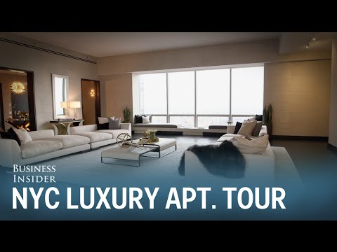 Touring a $27.3 million apartment in NYC's One57 - UCcyq283he07B7_KUX07mmtA