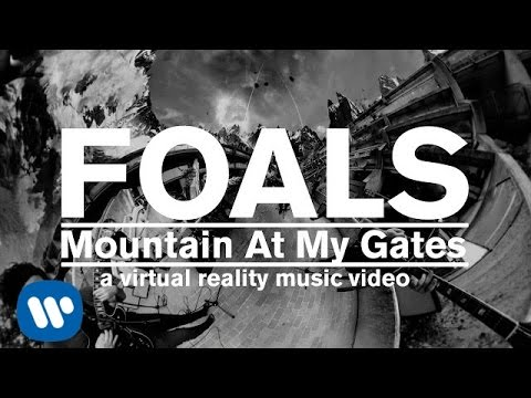 FOALS - Mountain At My Gates [Official Music Video] (GoPro Spherical) - UCnnumwiwZd1JWZWpiyqF0gQ