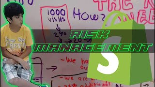 RISK MANAGEMENT/MARKETING STRATEGY FOR SHOPIFY DROPSHIPPING!