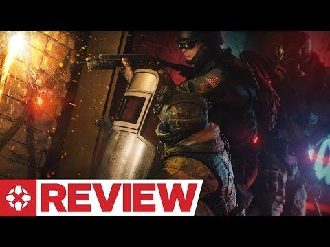 Rainbow Six Siege Review (2015) - UCKy1dAqELo0zrOtPkf0eTMw