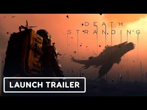 Death Stranding - Official Launch Trailer - UCKy1dAqELo0zrOtPkf0eTMw