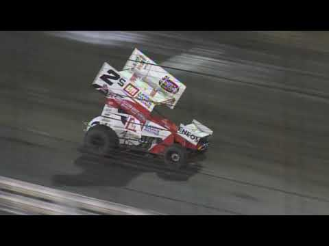 The 4th annual Capitani Classic is a great race with Kerry Madsen, Danny Lasoski and Shane Stewart for the win! - dirt track racing video image