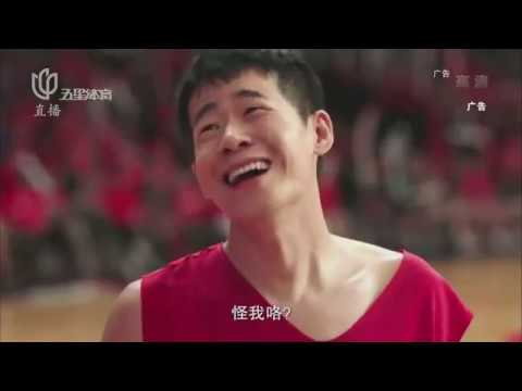 Snickers China Commercial ft. Yao Ming!