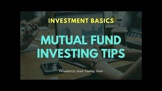 Best Tips for Investing in Mutual Funds |Basics|Fundamentals|Stock Market|Nifty|Index|Sensex