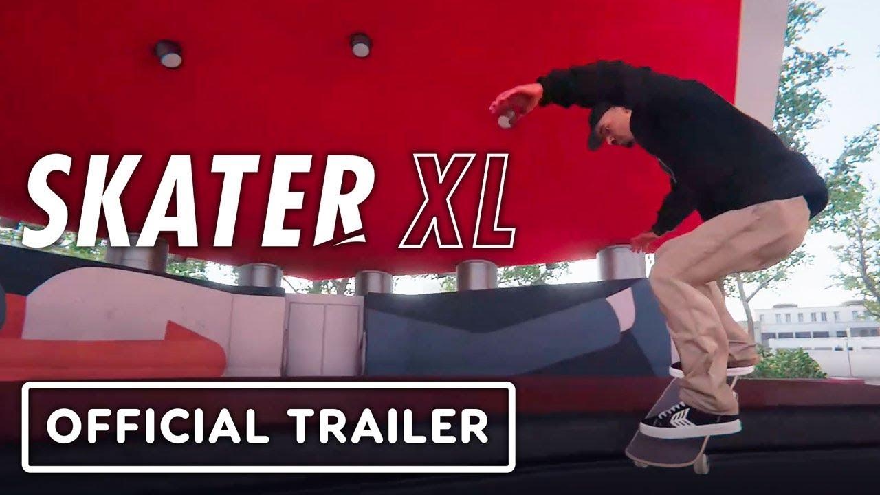 Skater XL – Official Free Skate Multiplayer Beta Launch Trailer