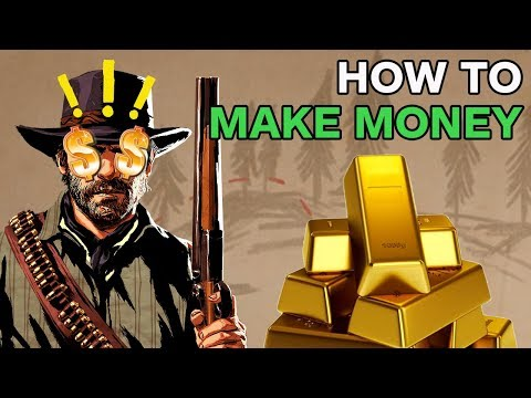 How to Make Money in Red Dead Online (Beta) - UCKy1dAqELo0zrOtPkf0eTMw