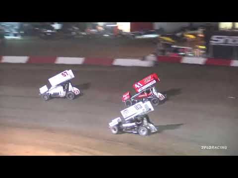 NARC KING OF THE WEST @ SILVER DOLLAR SPEEDWAY - SEPT 5, 2021 - dirt track racing video image