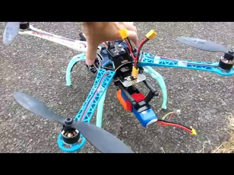 STorM32 3-axis gimbal on S500 quadcopter (courtesy GearBest) - UCTXOorupCLqqQifs2jbz7rQ