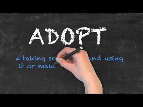 Adapt vs Adopt - English Grammar - Teaching Tips