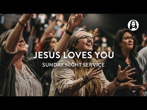 Jesus Loves You  Michael Koulianos  Sunday Night Service