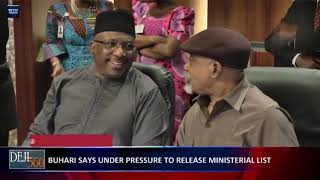 Deji 360 EP 256 Part 2: Political analyst expresses disappointment over ministerial list delay