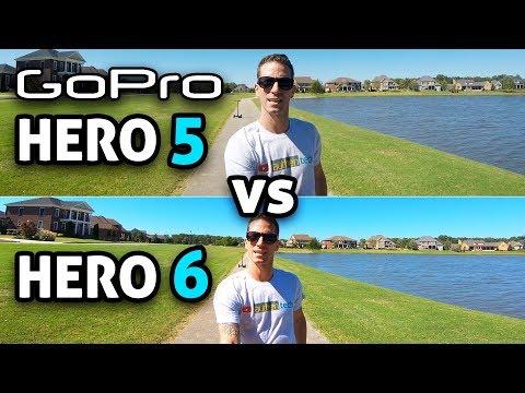 GoPro HERO 6 vs HERO 5!! (4K) - UCgyvzxg11MtNDfgDQKqlPvQ