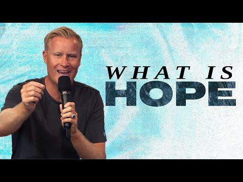 What is Hope? Hope is the Journey of Faith  Scott