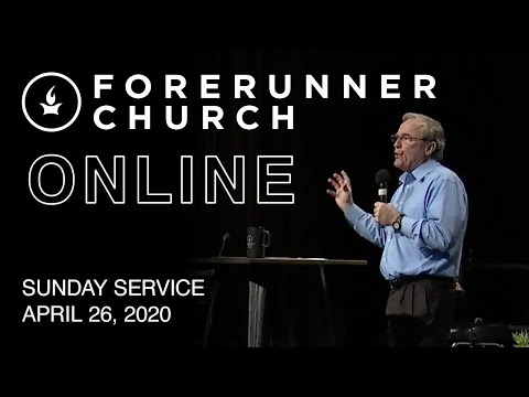 Sunday Service  IHOPKC + Forerunner Church  April 26