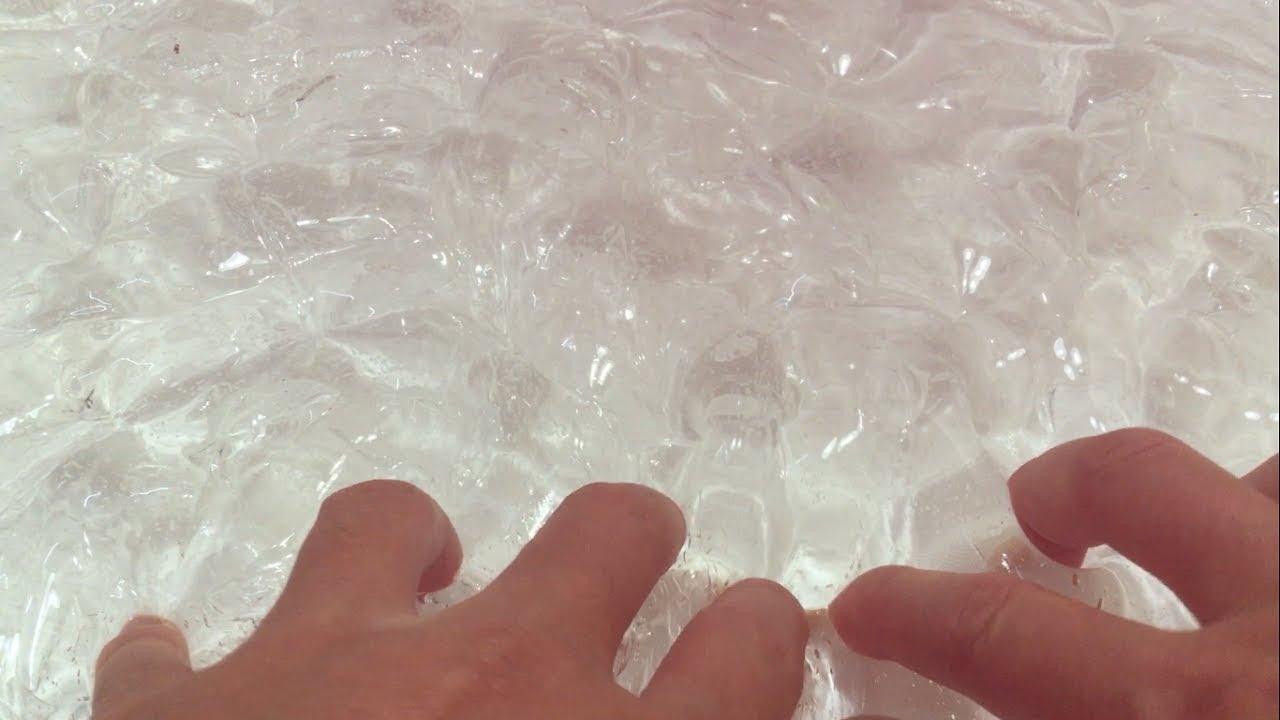 DIY Giant Clear Slime !!! No Borax | Slime Video #8