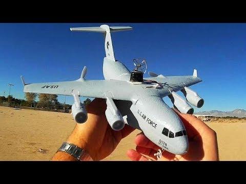 C17 Gyro Stabilized RC Airplane Can it Lift an AIO FPV Camera? - UC90A4JdsSoFm1Okfu0DHTuQ