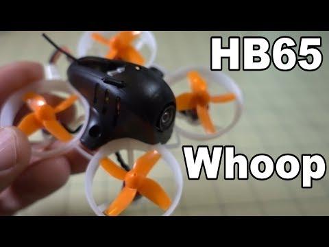HBFPV HB65 Brushless Whoop Review  - UCnJyFn_66GMfAbz1AW9MqbQ