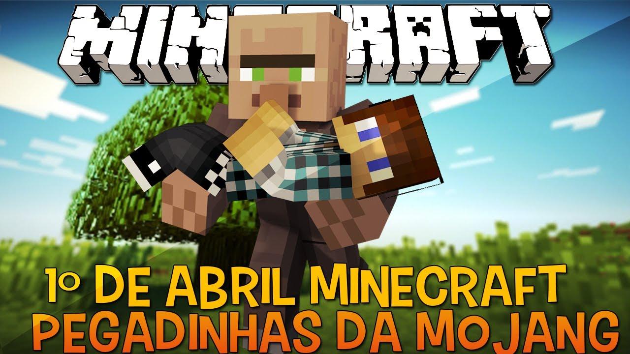 Minecraft 2 0 E Ultra Hd Pegadinhas Da Mojang Audiomania Lt
