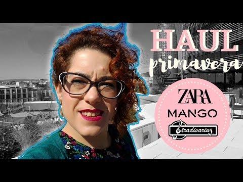 Super Haul Primavera Verano - TRY ON | Stradivarius - Zara - Mango - UCQtogHqReG4olMgg6cnQKew