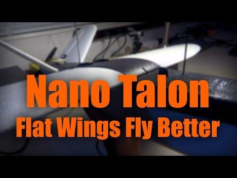 Nano Talon Revisited, No more dihedral! - UCcCHW737DFO1_xrO_qAaNbQ