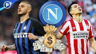 Le Napoli sort le carnet de chèque pour se renforcer | Revue de presse