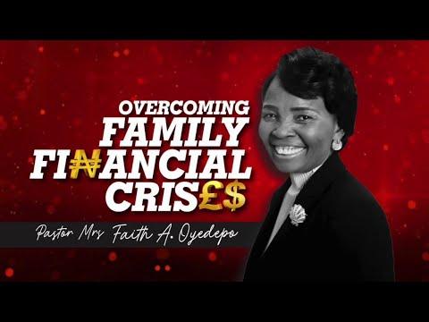 Overcoming Family Financial Crises