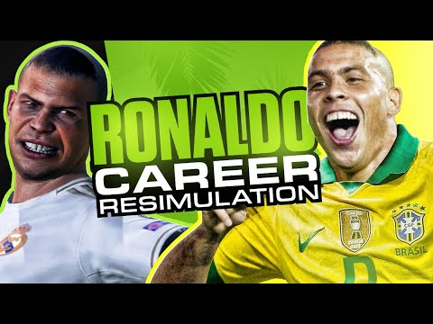 RE-SIMULATING RONALDO'S ENTIRE CAREER IN TODAY'S ERA   FIFA 20 CAREER MODE