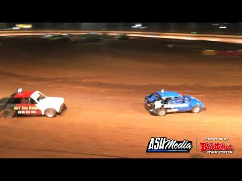 National 4's: A-Main - Maryborough Speedway - 24.10.2020 - dirt track racing video image