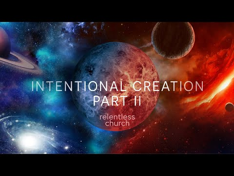 Intentional Creation Part II  John Gray