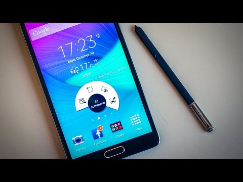 Tested In-Depth: Samsung Galaxy Note 4 - UCiDJtJKMICpb9B1qf7qjEOA